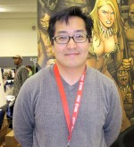 Exclusive Comic Con Interview with Frank Cho