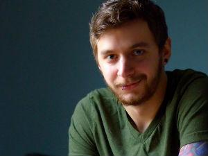 Chris Stocking : Publishing Editor (Eat Your Serial Press)