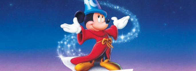 Fantasia: Mickey Mouse Turns On, Tunes In and Drops Out! - Maglomaniac