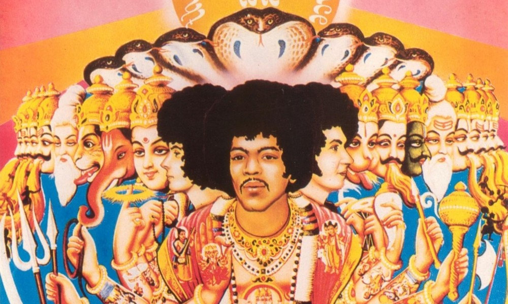 Jimi Hendrix Axis Bold As Love Wallpaper