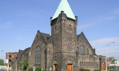 Cass_Avenue_Methodist_Episcopal_Church_-_Detroit_Michigan