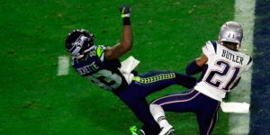 WHY WOULD YOU THROW IT WHEN YOU'RE A SNEEZE AWAY FROM THE END ZONE AND YOU HAVE MARSHAWN LYNCH?!?!?!?! WHY?!?!?!?!?!?!?