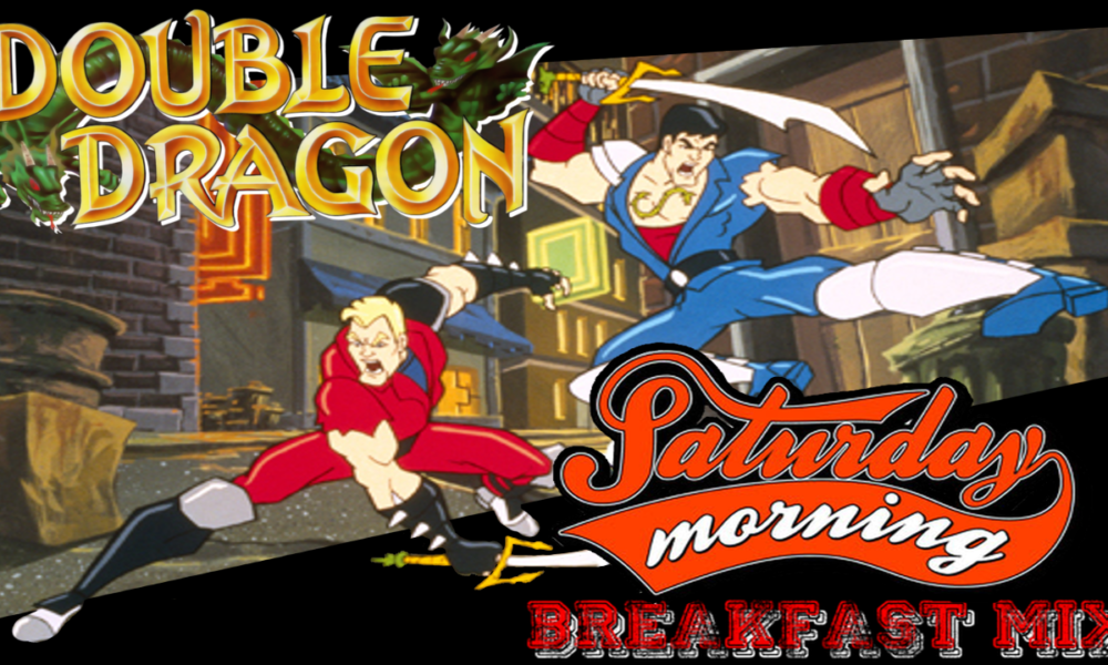 Saturday Morning Breakfast Mix Double Dragon Maglomaniac